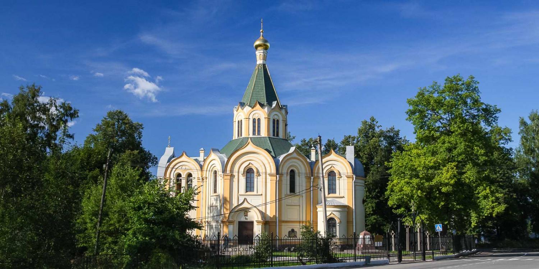 Церковь Петра и Павла (Любань) (Тосно)