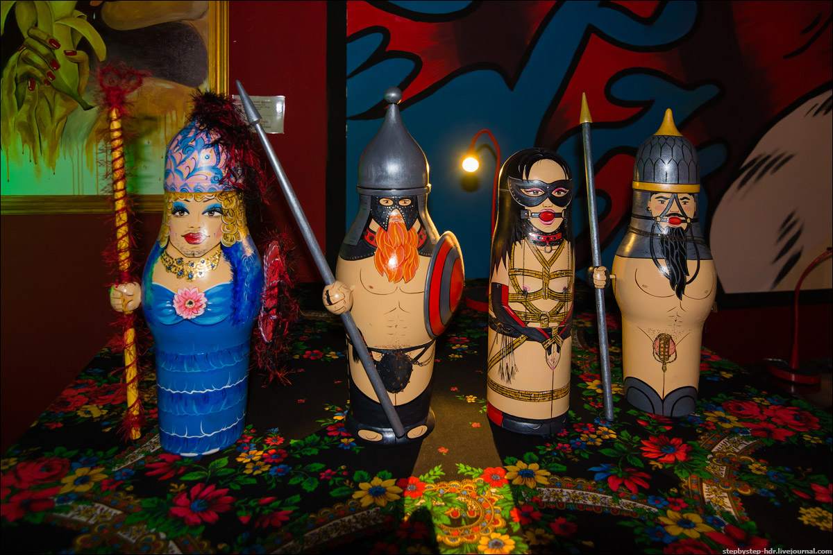 Музей эротического искусства «Точка— G» (Москва)