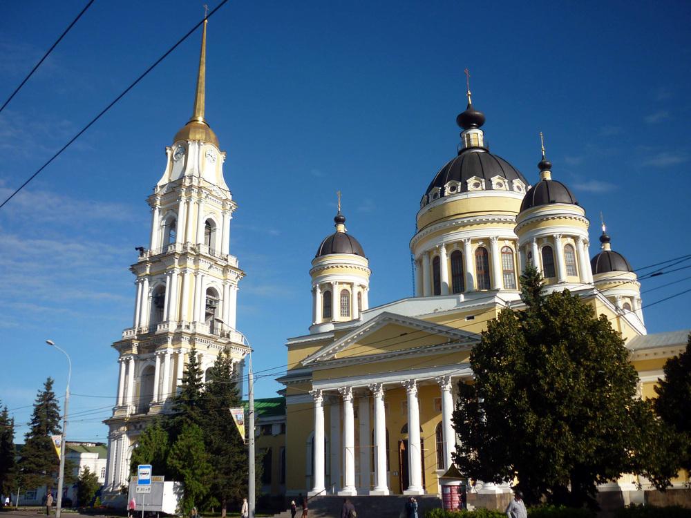 Спасо-Преображенский собор (Рыбинск)