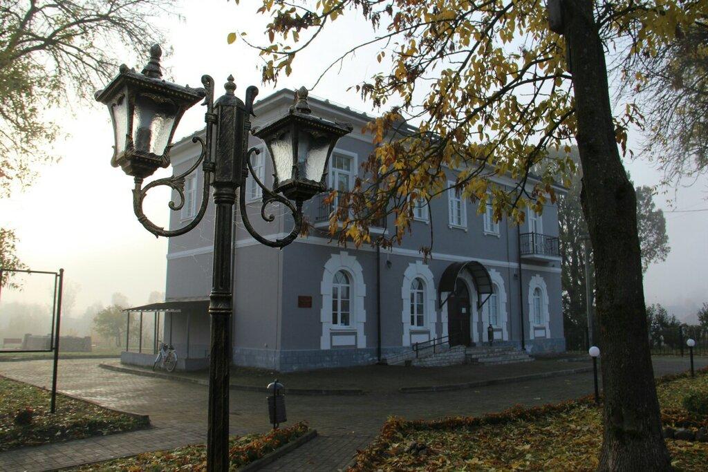 Военно-исторический музей-заповедник (Остров)