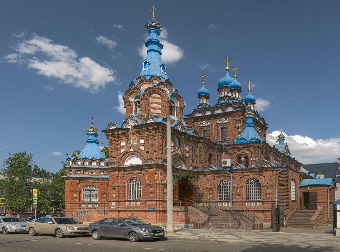 Свято-Георгиевский храм (Краснодар)