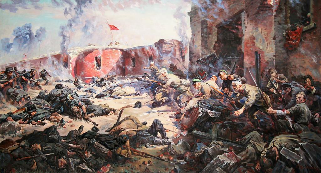 Музей героической обороны Брестской крепости (Брест)