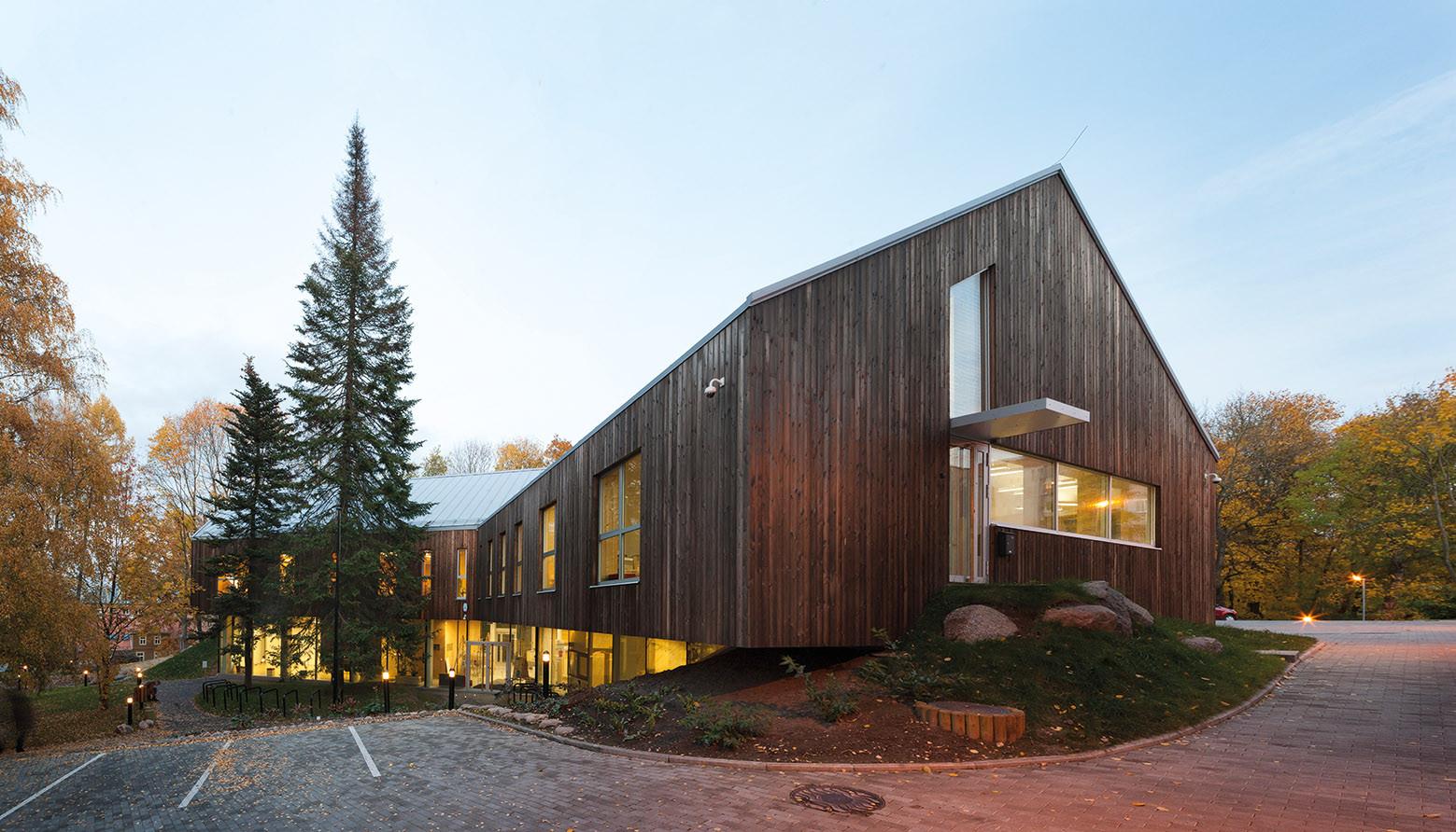 Выставочный дом (Тарту)