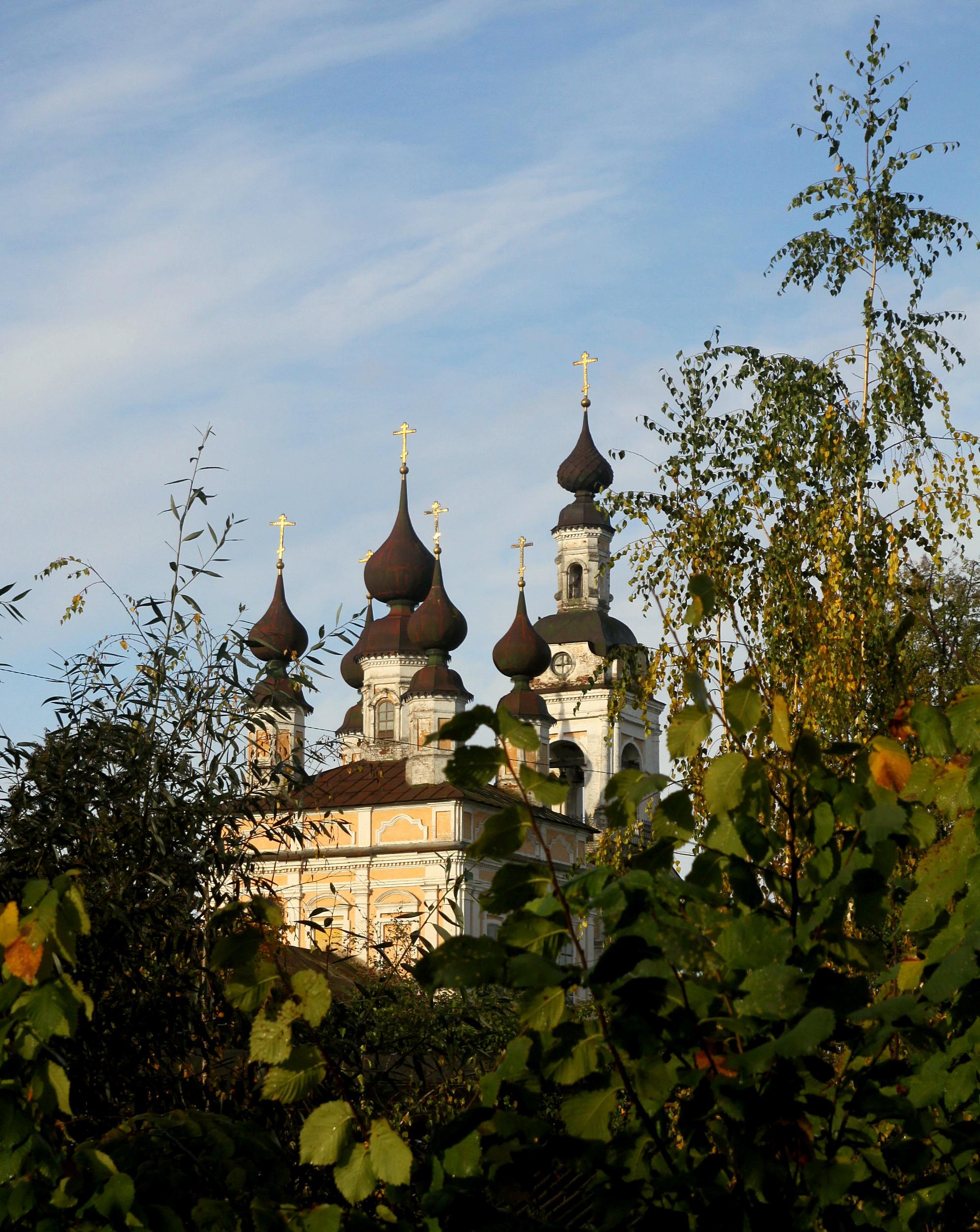 Троицкая церковь (Плёс)