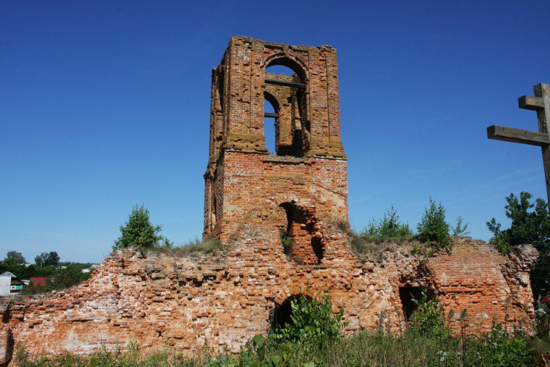 Церковь Воскресения Словущего (Рославль)