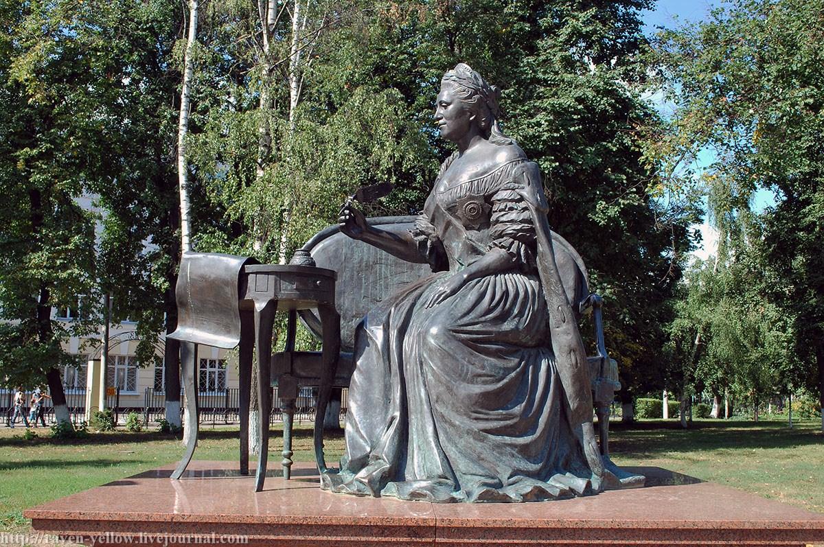 Памятник ЕкатеринеII (Подольск)