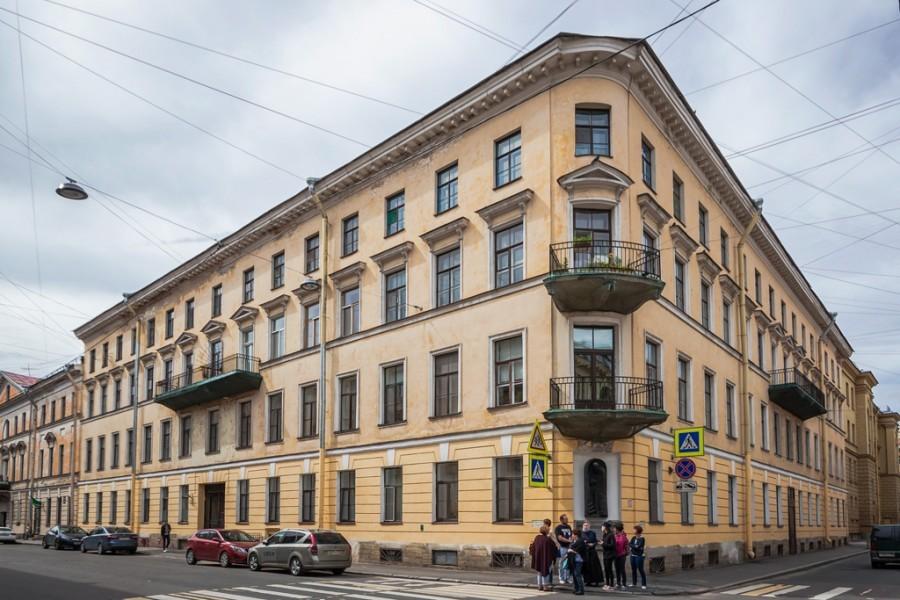 Дом Раскольникова (Санкт-Петербург)