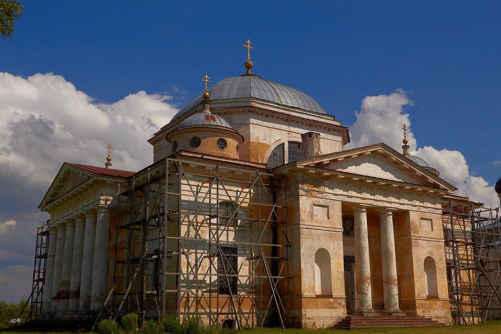 Борисоглебский монастырь (Торжок)