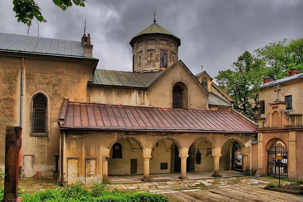 Армянский кафедральный собор (Львов)