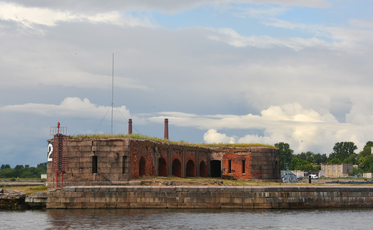 Батарея «Князь Меншиков» (Кронштадт)