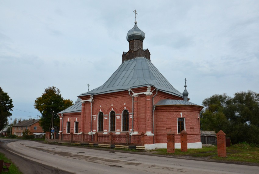 Церковь Николая Чудотворца (Белёв)
