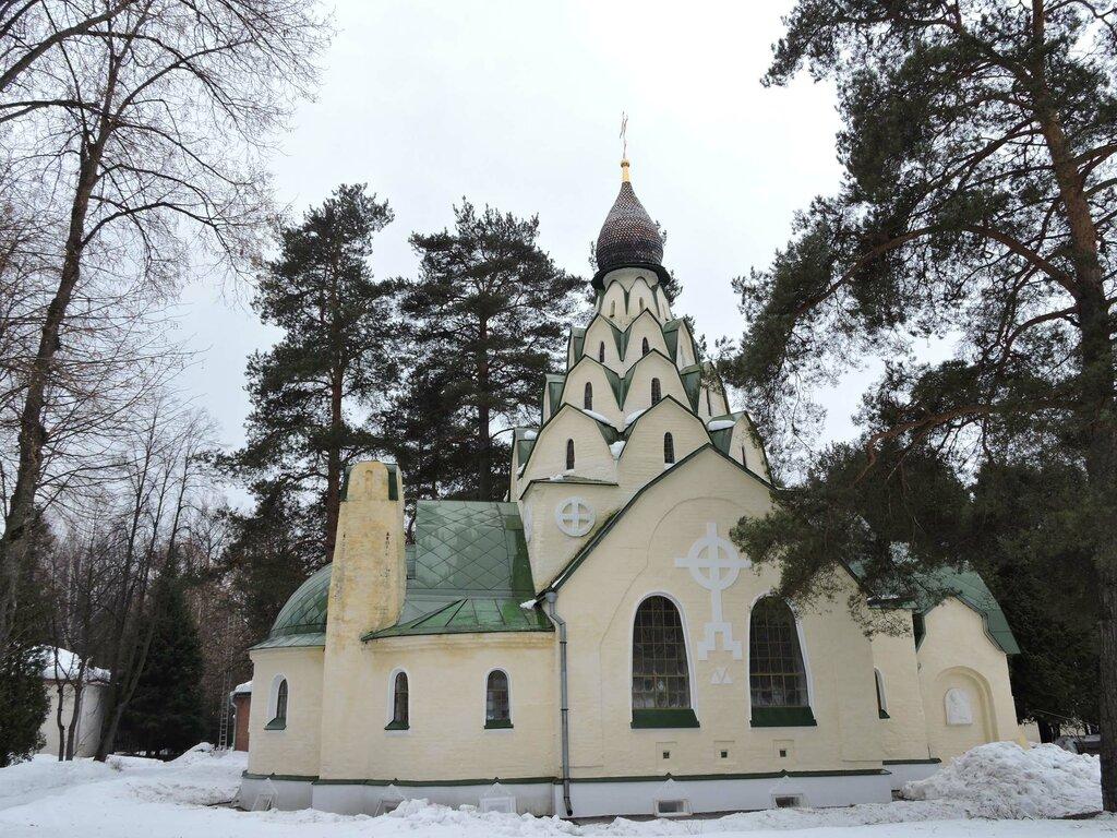 Серафимо-Знаменский скит (Домодедово)
