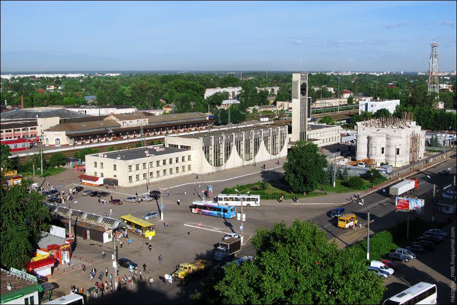 Комнаты отдыха на ж/д вокзале (Тверь)