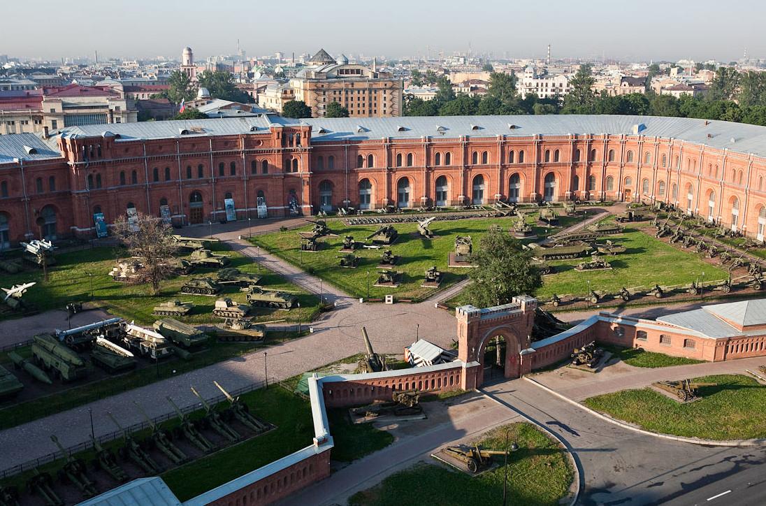 Военно-исторический музей артиллерии, инженерных войск и войск связи (Санкт-Петербург)