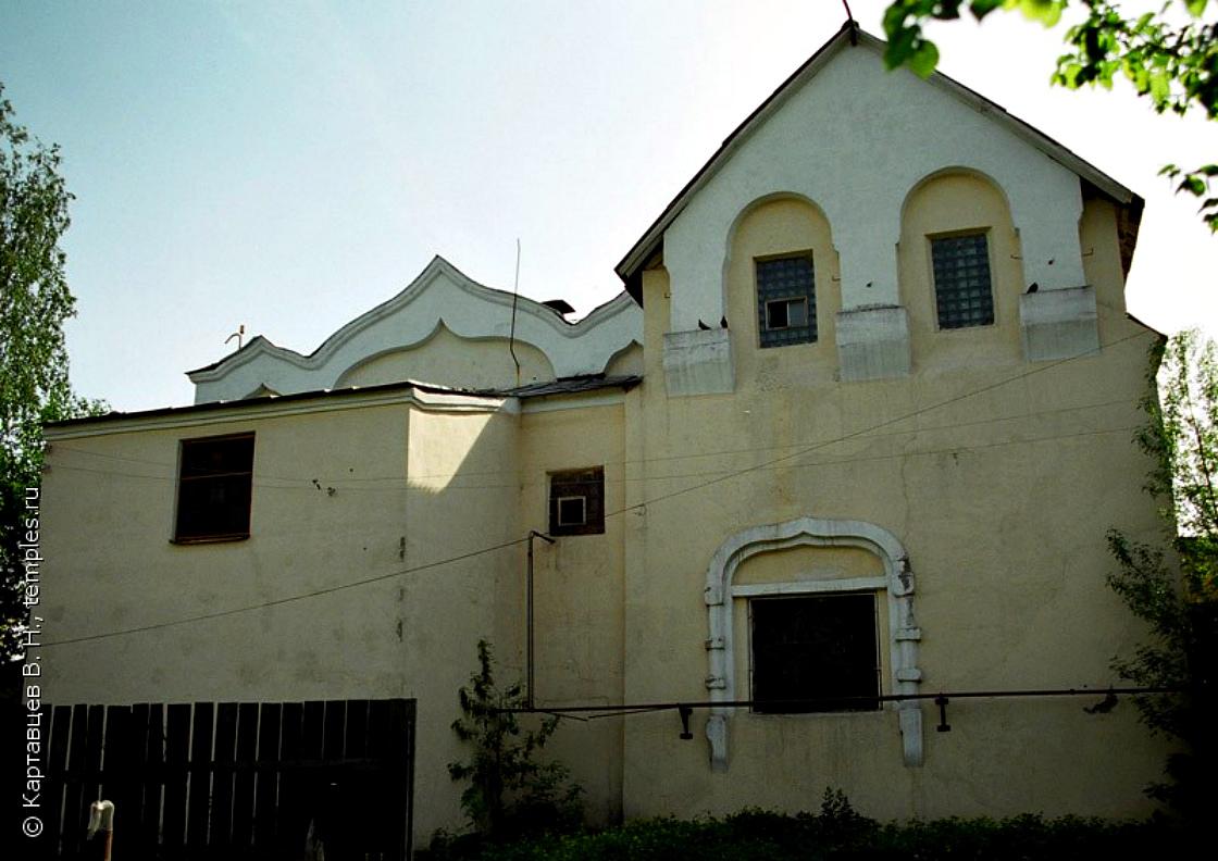 Старообрядческая церковь Пророка Захарии и Елисаветы (Ногинск)