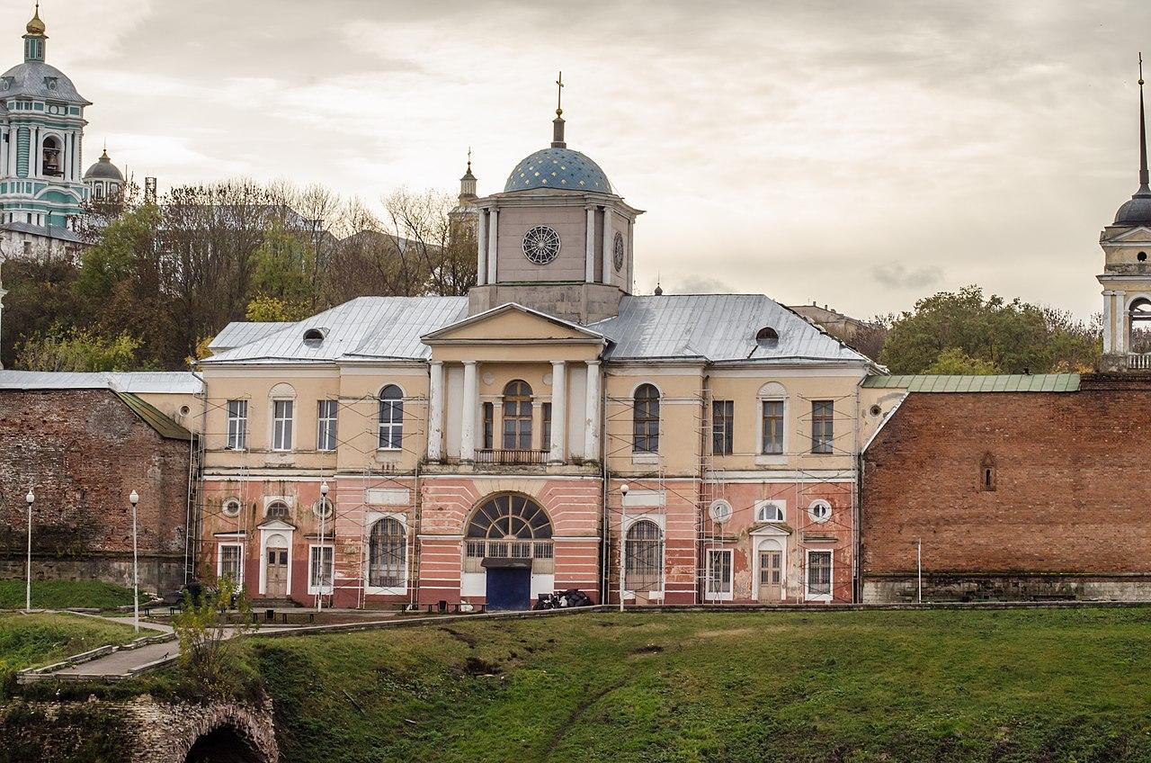 Церковь Смоленской иконы Божией Матери (Днепровские ворота) (Смоленск)