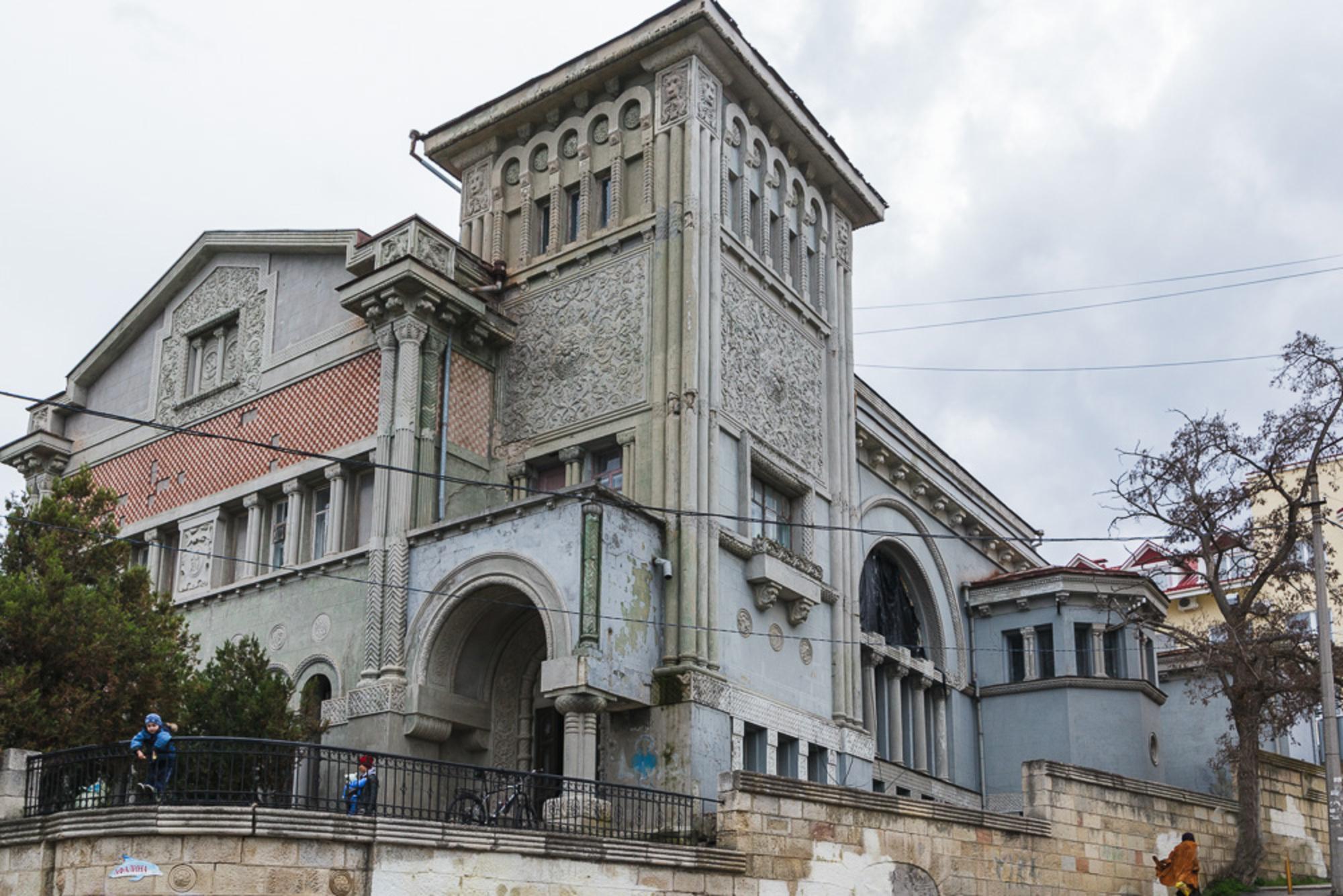 Дача «Вилла» (Феодосия)