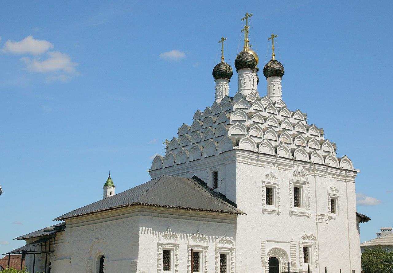 Церковь Николы на Посаде (Коломна)