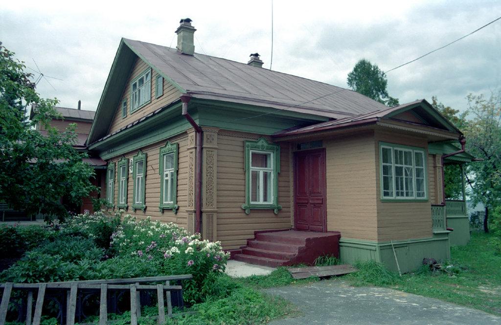Мемориальный музей В. П. Чкалова (Чкаловск)