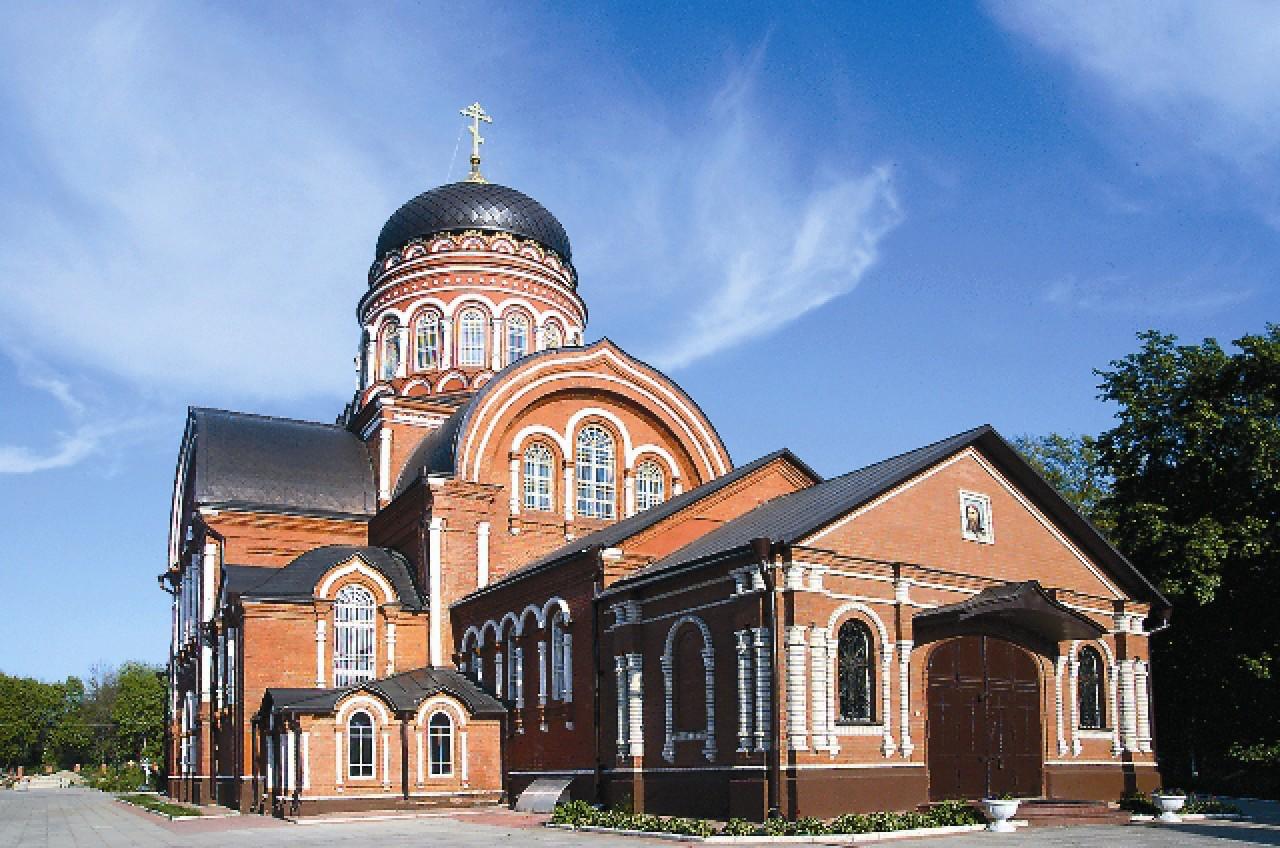 Вознесенская церковь на Городке (Павловский Посад)