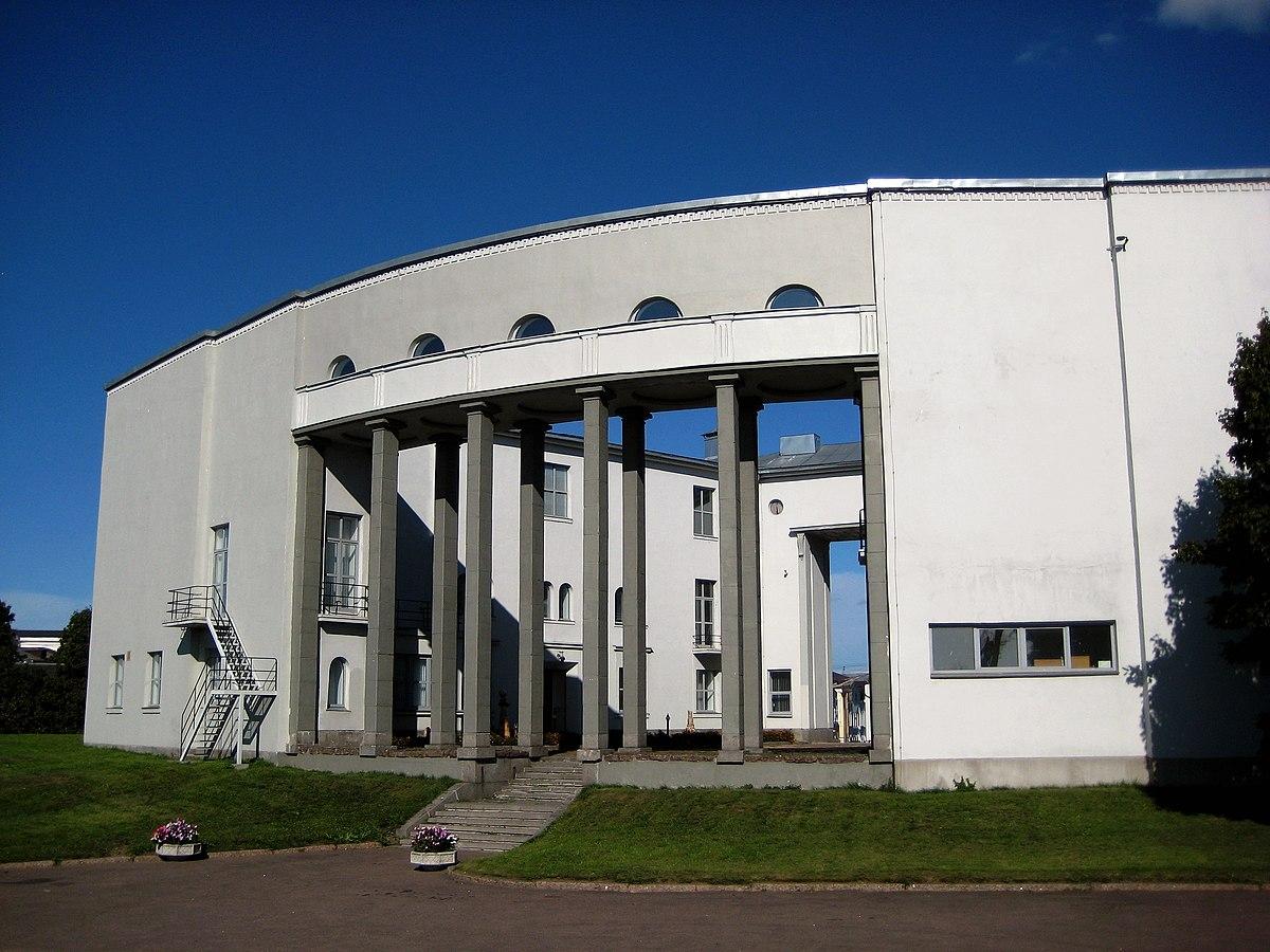 Музейный центр «Эрмитаж-Выборг» (Выборг)