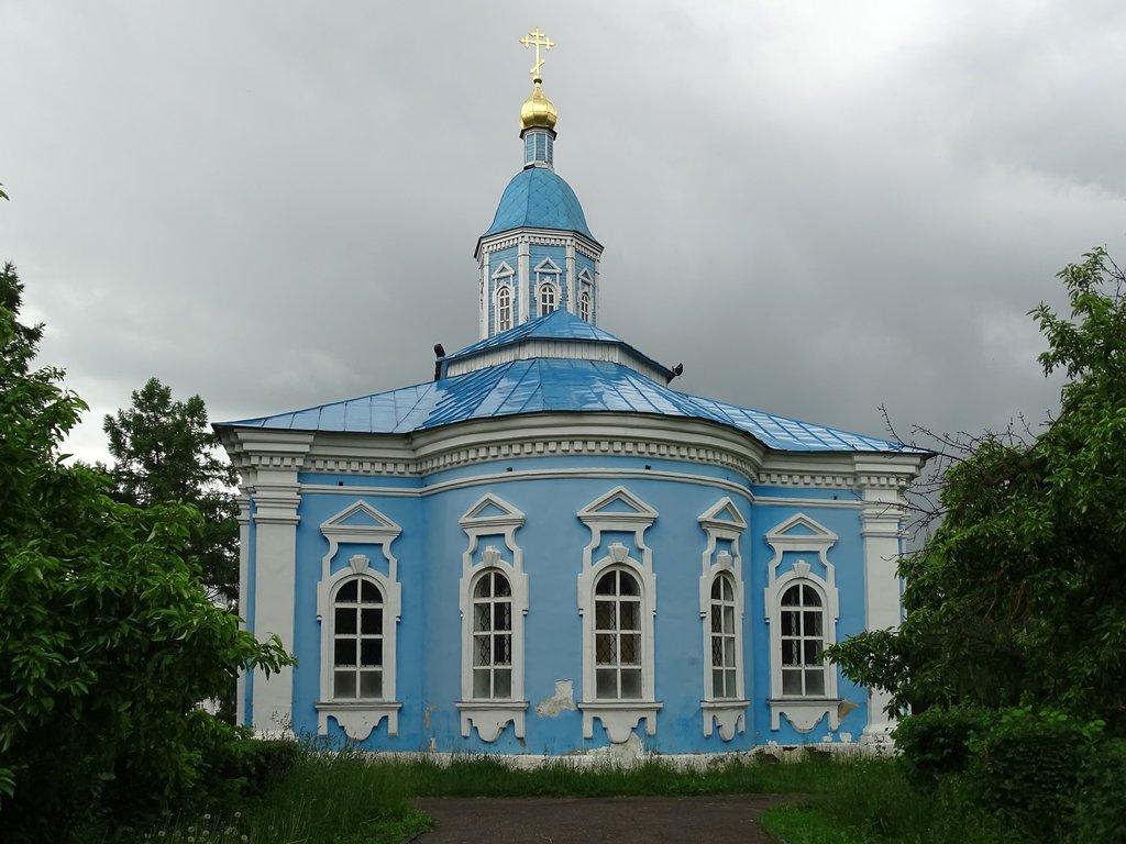 Церковь иконы Божией Матери «Знамение» (Арзамас)