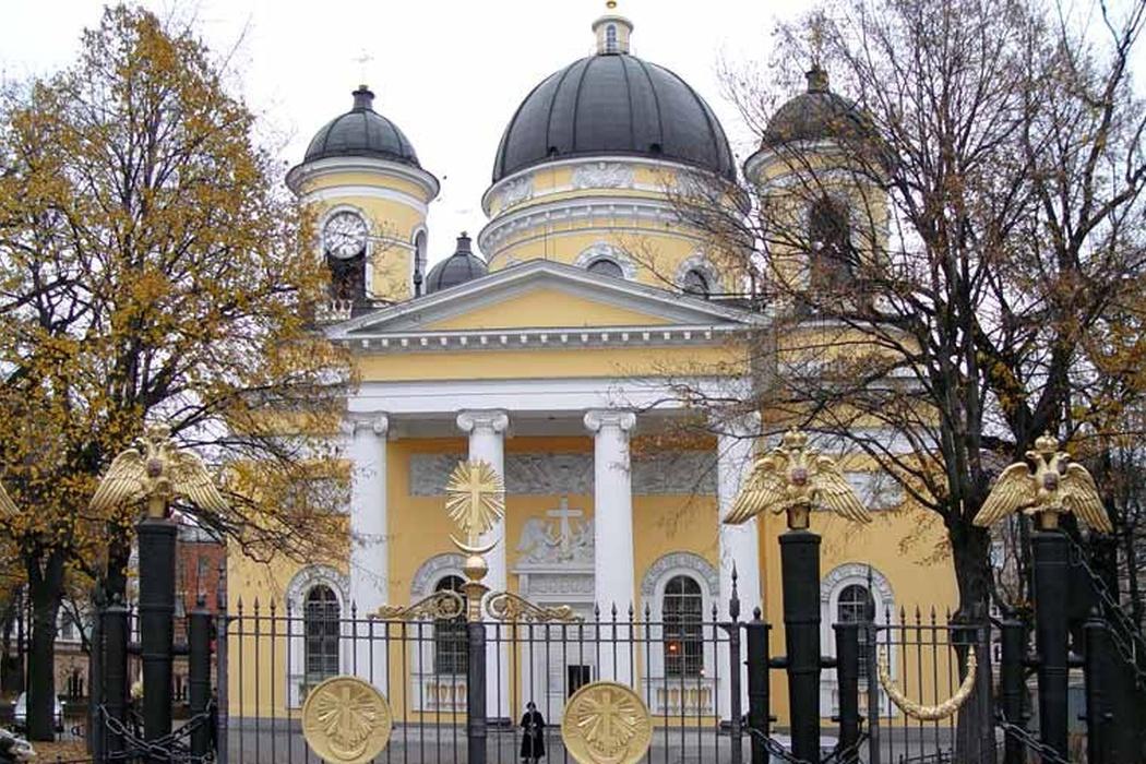 Преображенский собор (Санкт-Петербург)