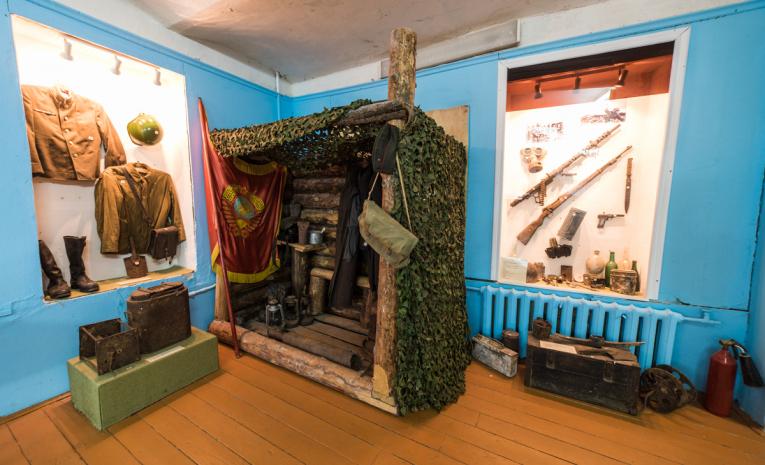 Зубцовский краеведческий музей (Тверская область)