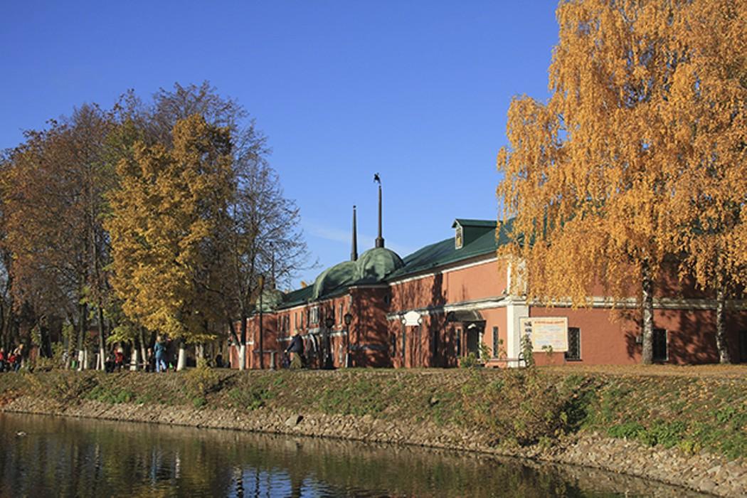 Музейный комплекс «Конный двор» (Сергиев Посад)