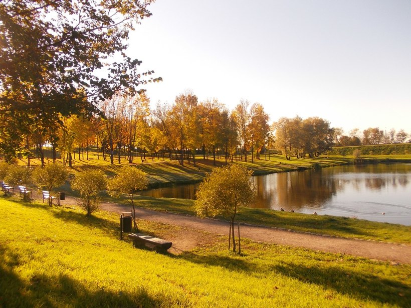 Парк-дендрарий (Псков)