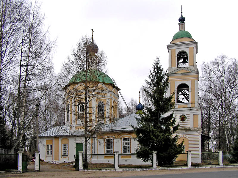 Покровская церковь (Рыбинск)