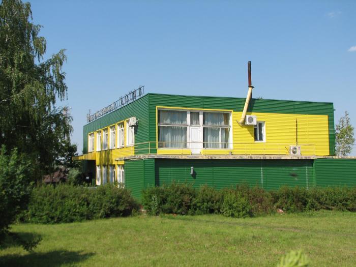 Ресторан «Устье» (Борисоглебский)