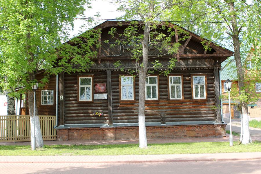 Музей Андрея Тарковского (Юрьевец)