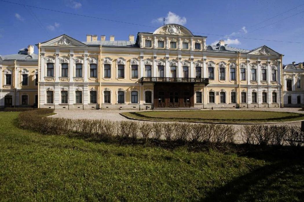 Музей музыки в Шереметевском дворце (Санкт-Петербург)