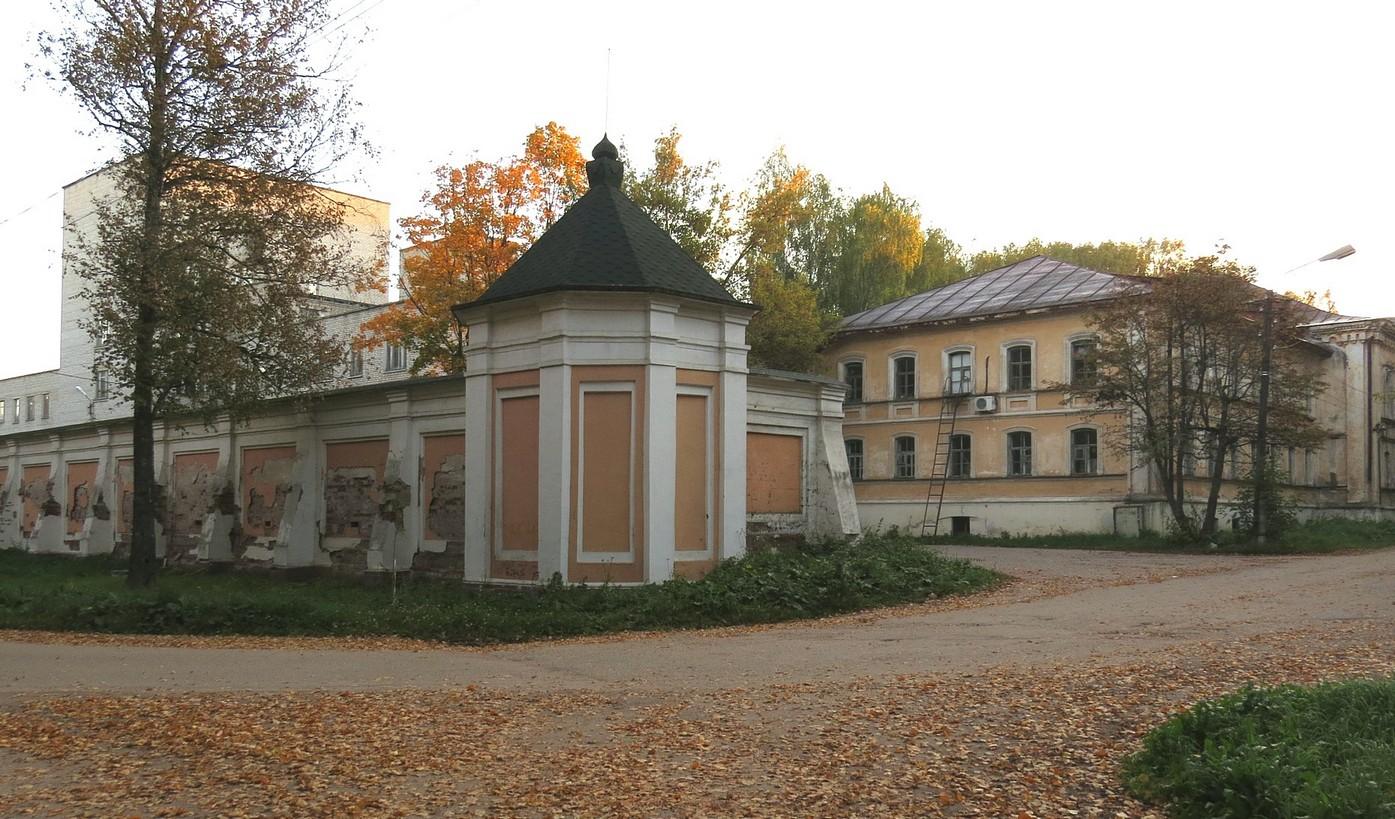 Благовещенский монастырь (Бежецк)