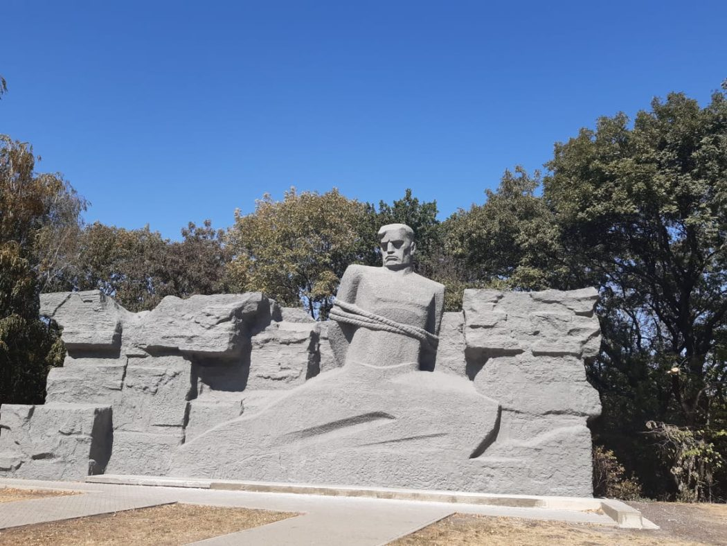 Мемориал «Холодные родники» (Ставрополь)