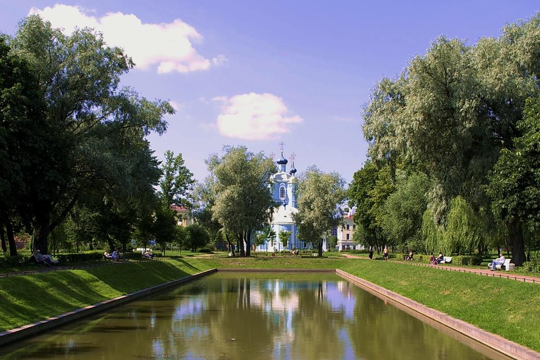 Сампсониевский сад (Санкт-Петербург)