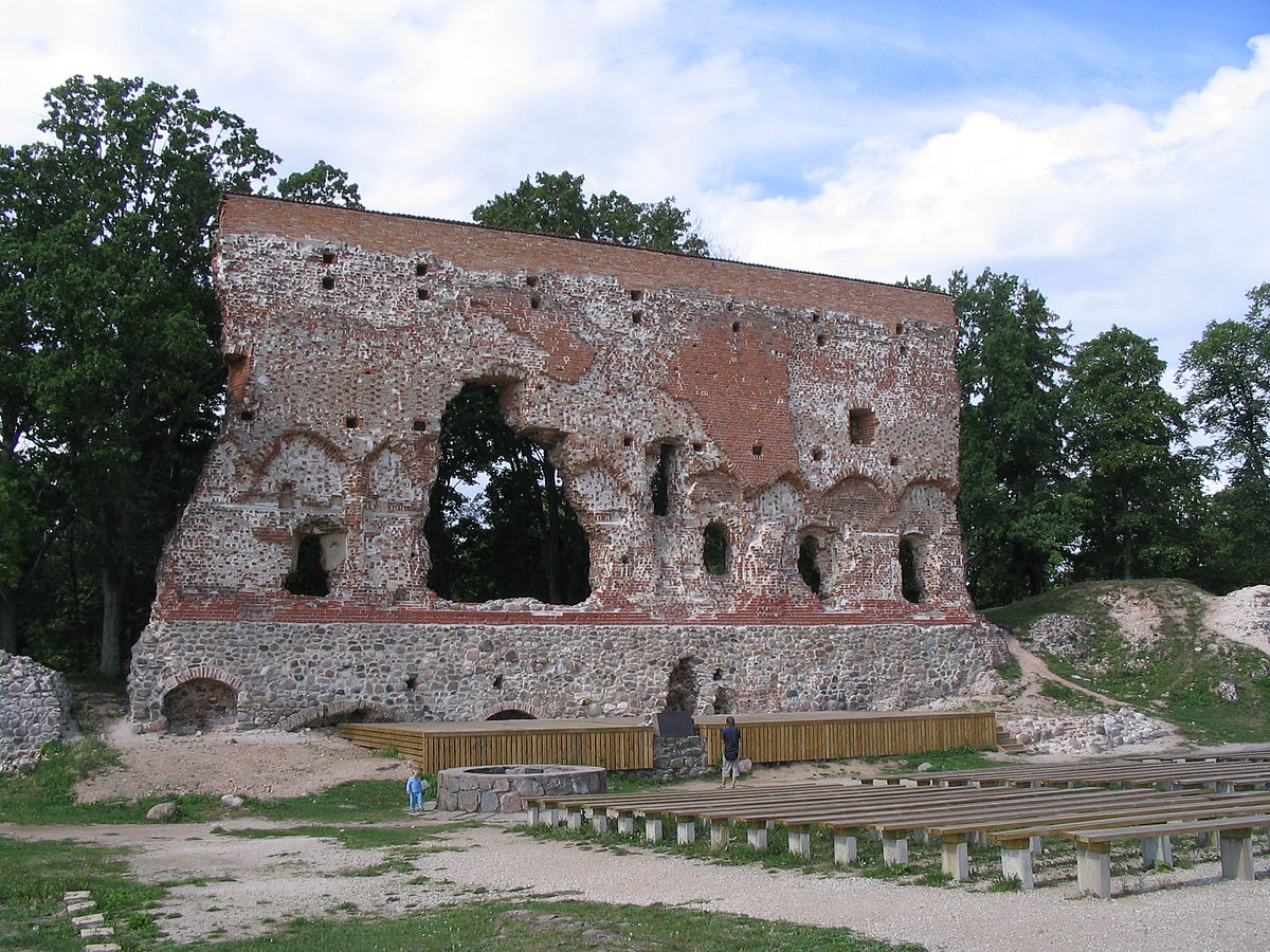 Замок Вильянди (Эстония)