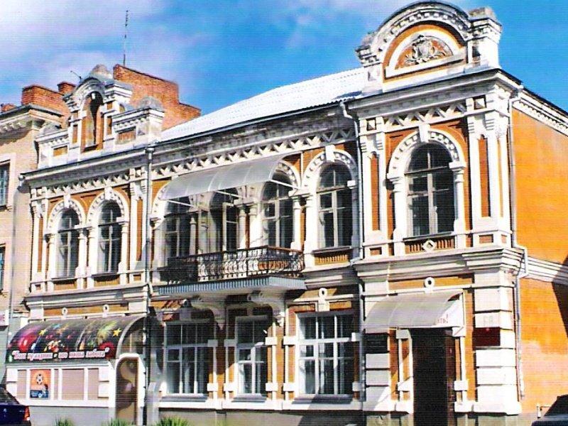 Городской краеведческий музей Кропоткина (Кропоткин)