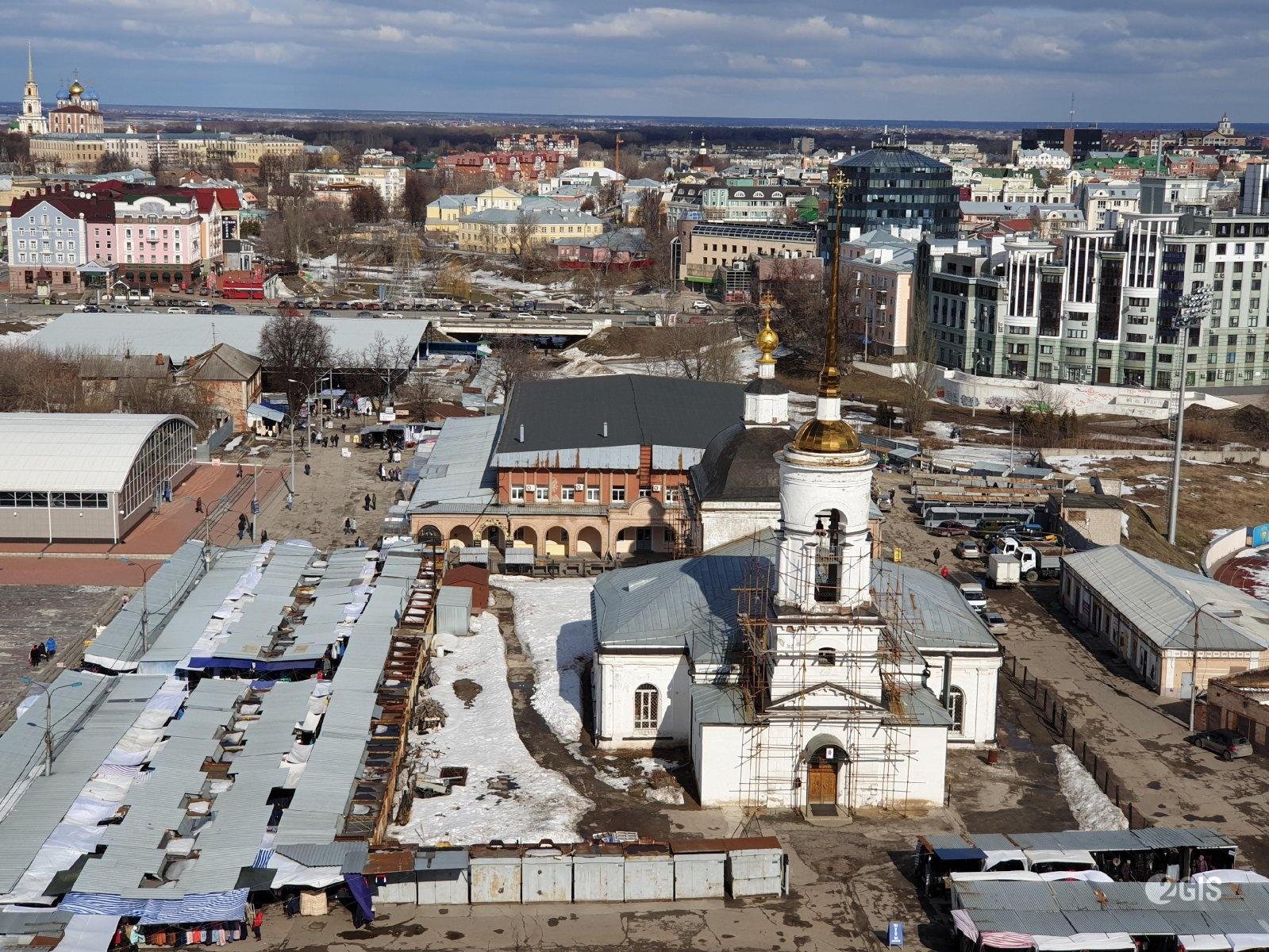 Церковь Святой Великомученицы Екатерины (Рязань)
