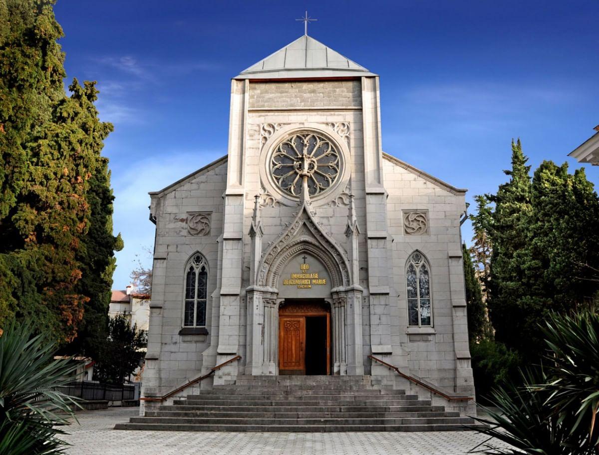 Кирха Св. Марии (Ялта)