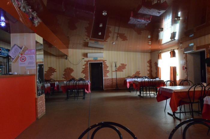 Кафе-бар «Огонёк» (Кологрив)