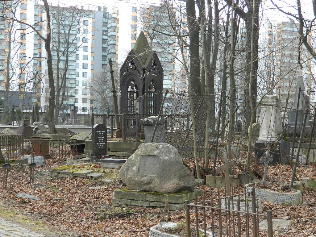 Смоленское лютеранское кладбище (Санкт-Петербург)