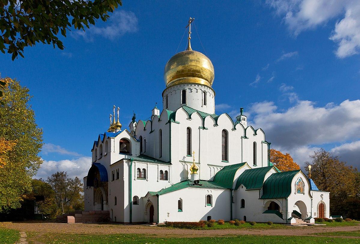Фёдоровский собор (Пушкин)