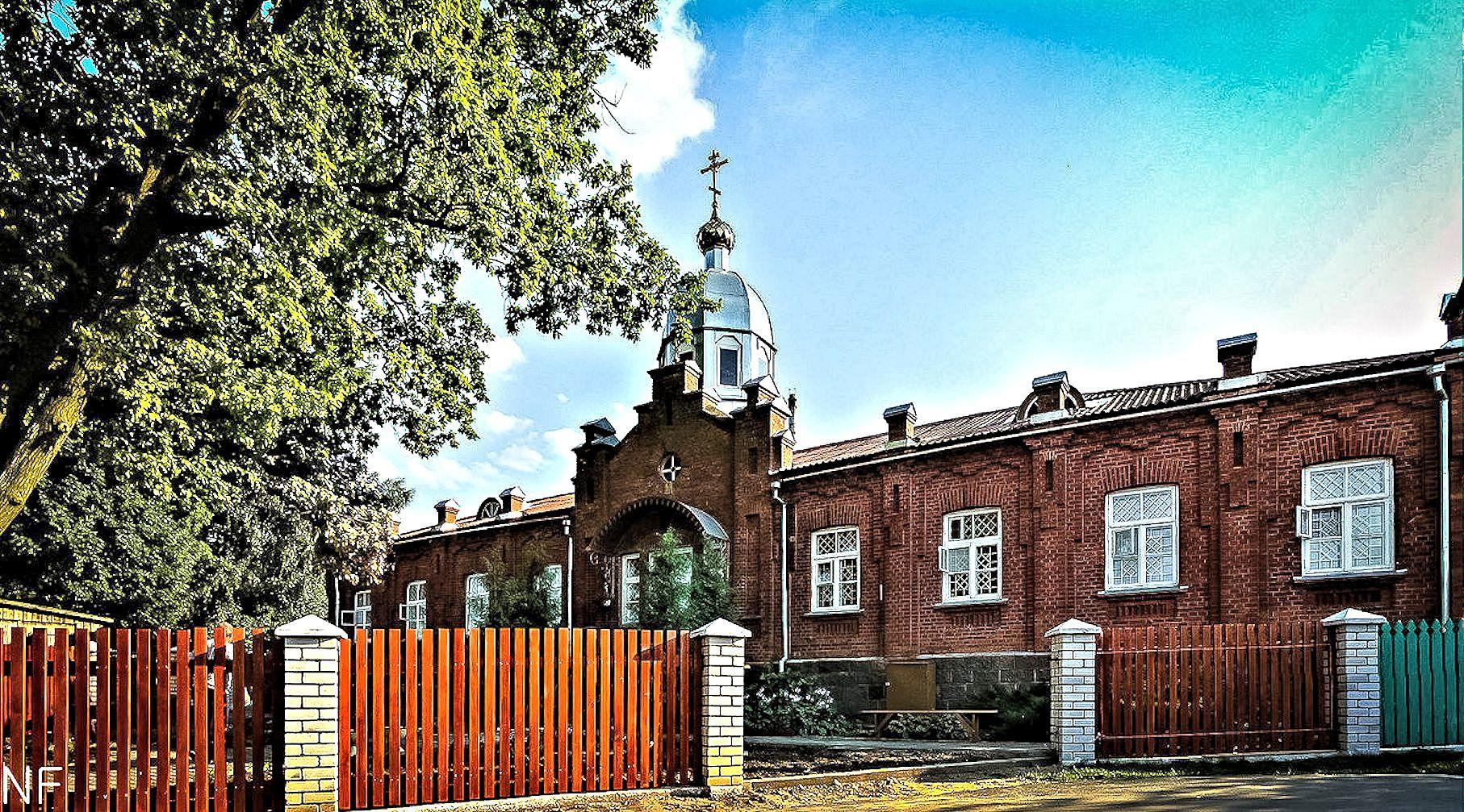 Свято-Пантелеимоновский женский монастырь (Браслав)