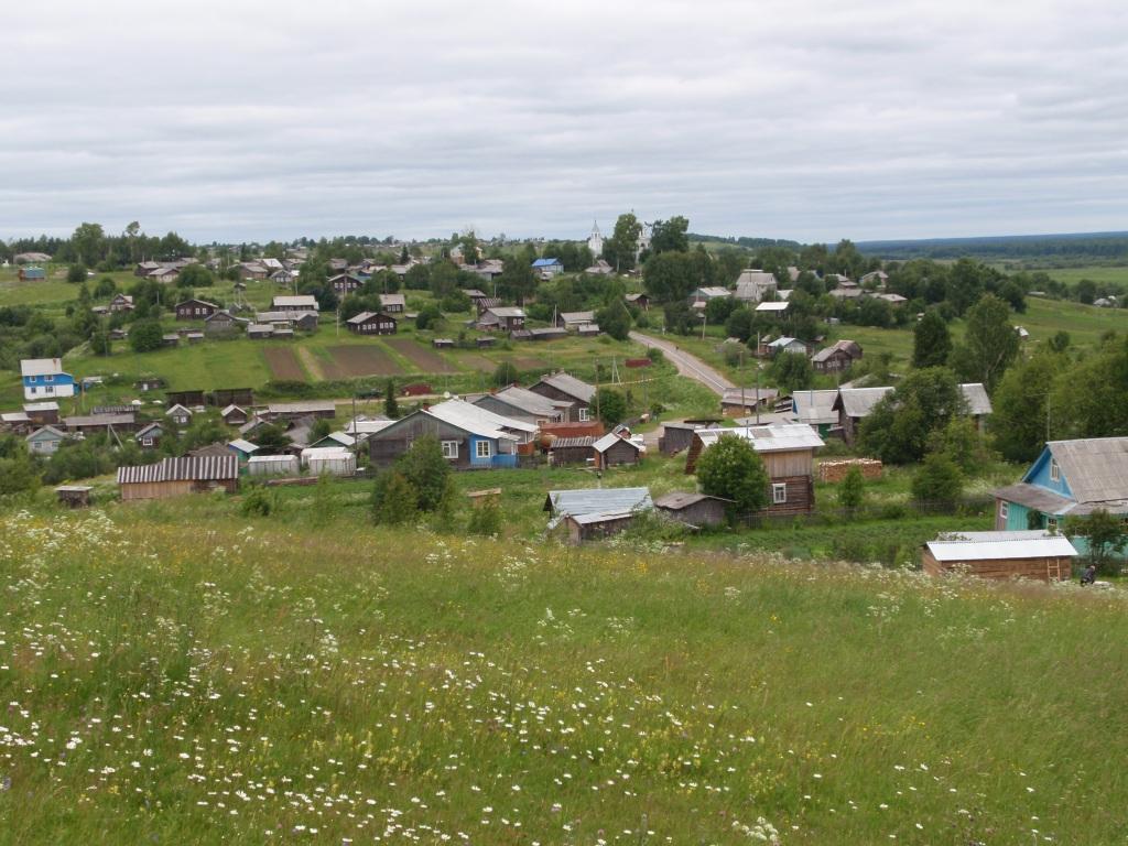 Финно-угорский этнокультурный парк (Республика Коми)