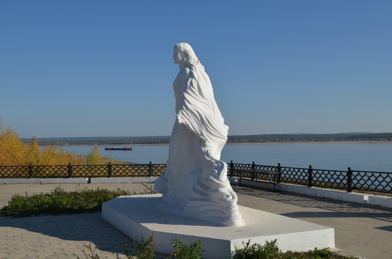 Памятник реке Лене (Саха (Якутия))
