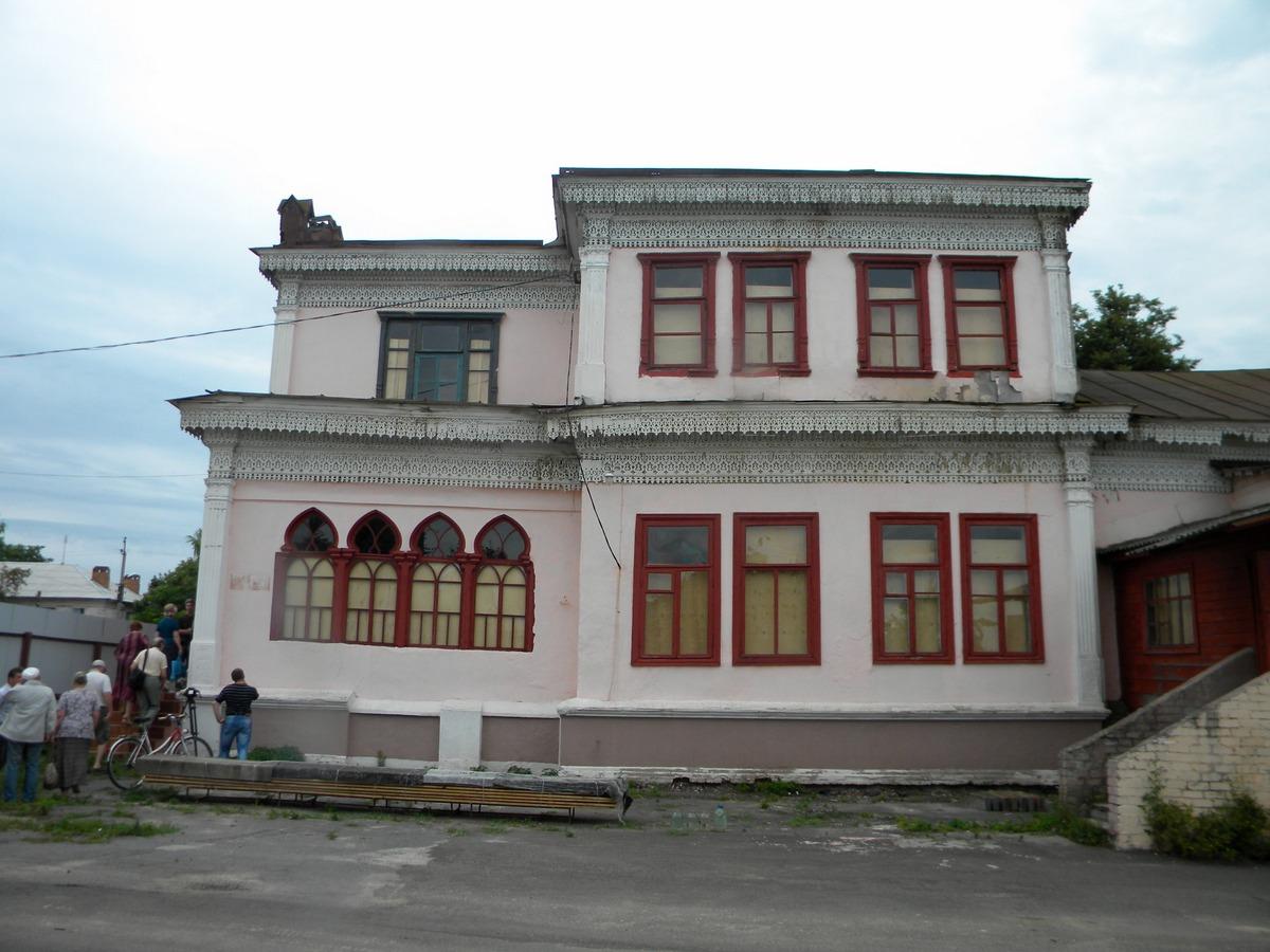 Дом Осипова (Новозыбков)