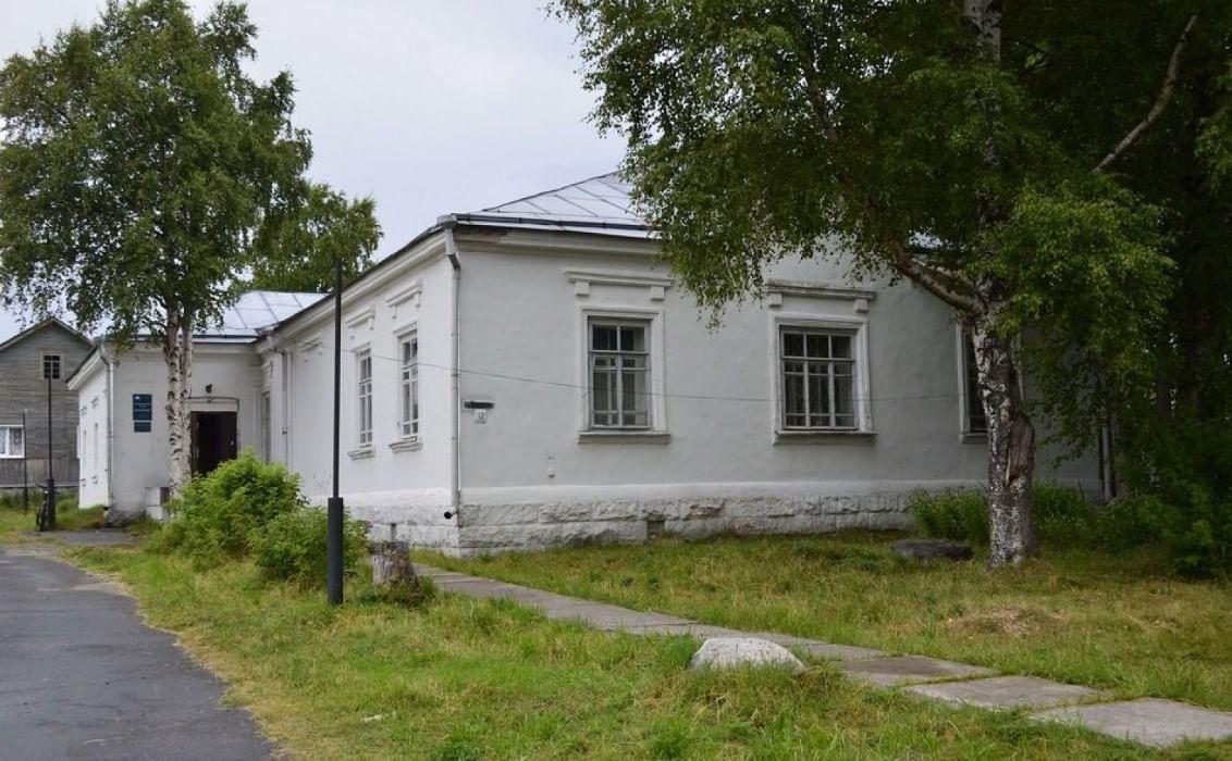 Кемский районный музей «Поморье» (Кемь)
