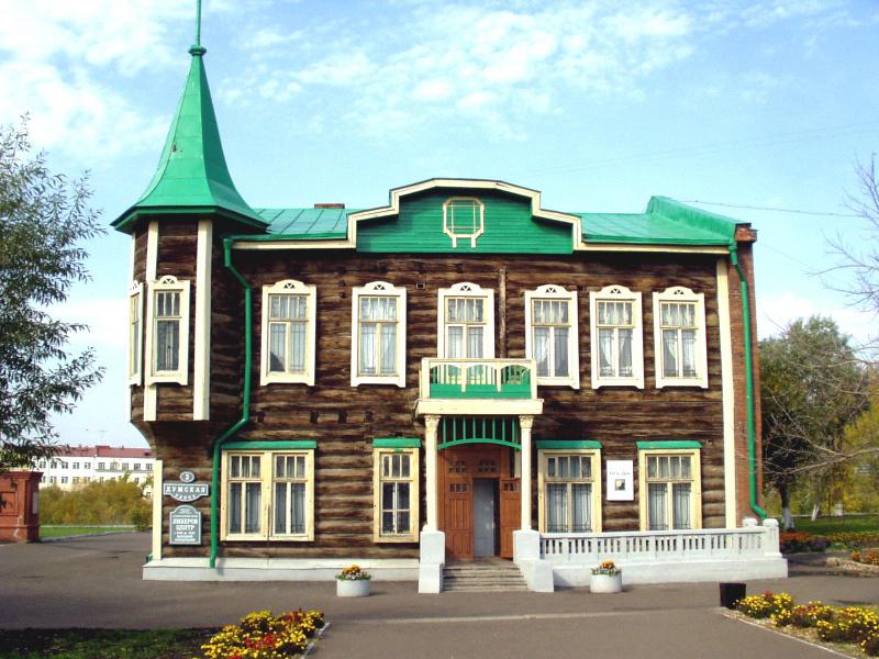 Художественный музей «Либеров-Центр» (Омск)